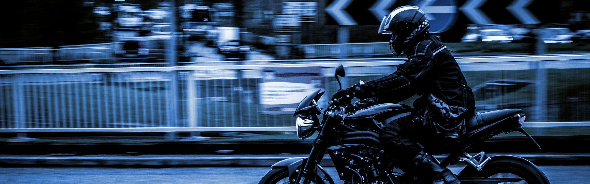 Motorrad Symbolbild